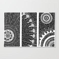 Autogeneración Canvas Print