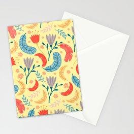 Ethnic Runaway Stationery Cards
