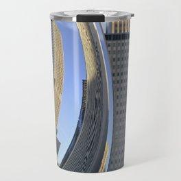 A different view Travel Mug