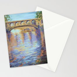 The River Cam Stationery Cards