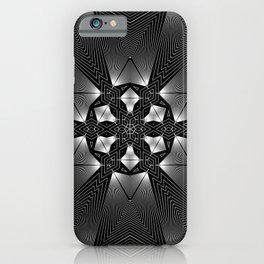 entangled iPhone Case