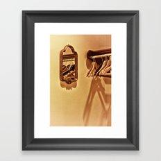 Empty Reflections Yet Not Framed Art Print