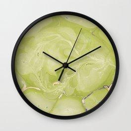 Marble 5 Wall Clock