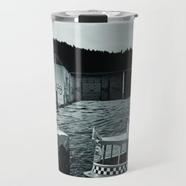 The Boat House Travel Mug