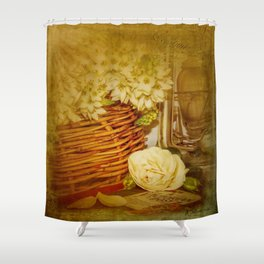 Sweet Sparaxis Shower Curtain