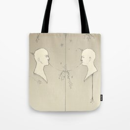 Adam & EVE Tote Bag