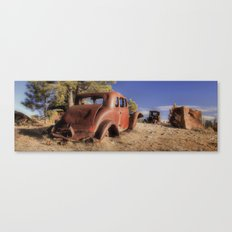 Abandoned Canvas Print