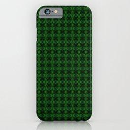 Pattern 8394 by Kristalin Davis iPhone Case