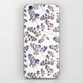 Maidenhair III iPhone Skin