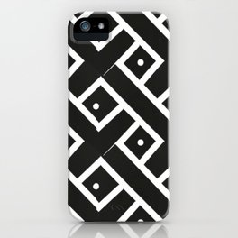 Mazes iPhone Case