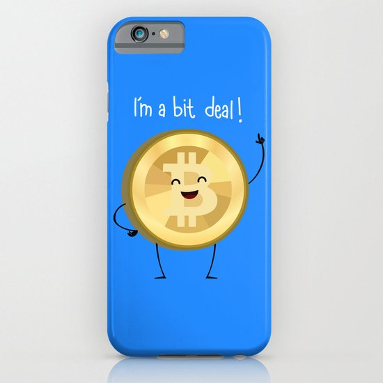 Bit Deal! iPhone & iPod Case