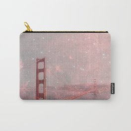 Stardust Covering San Francisco Carry-All Pouch
