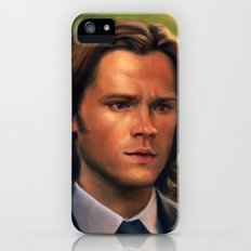 Sam Winchester from Supernatural iPhone (5, 5s) Slim Case