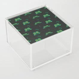 See you later alligator (Patterns Please) Acrylic Box