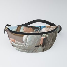 12,000pixel-500dpi - Silvestro Lega - The song of a stornello - Digital Remastered Edition Fanny Pack