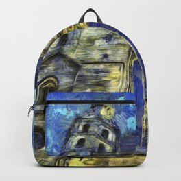 St Stephens Cathedral Vienna Van Goth Backpack