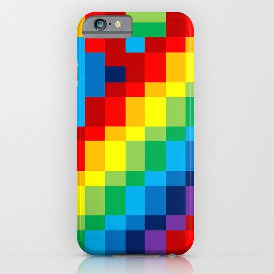 Fuzz Line #3 iPhone & iPod Case