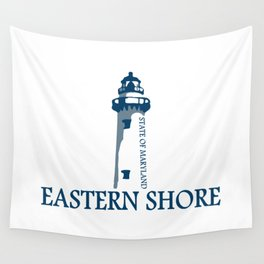 Eastern Shore - Maryland. Wall Tapestry