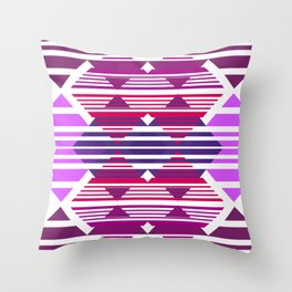 new traditions Throw Pillow