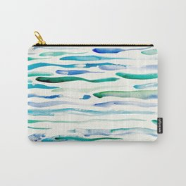 Tranquil Sea Carry-All Pouch