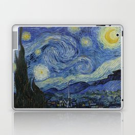 The Starry Night Laptop & iPad Skin
