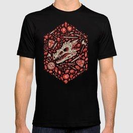 Hoard of the Gem Dragon | Ruby T-shirt