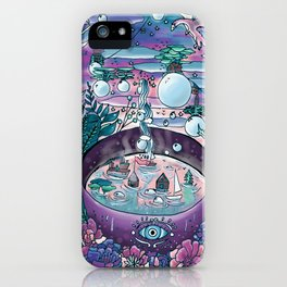 What Do You Think This Tea Tastes Like? iPhone Case