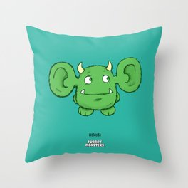 Wigwoga Throw Pillow