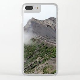 Volcan Irazu Clear iPhone Case