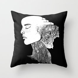 Crystallized Throw Pillow