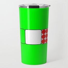 Tour de France Jerseys 2 Green Travel Mug