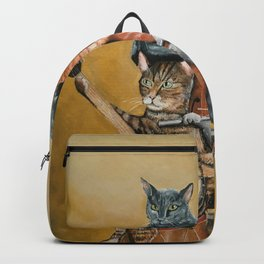 Cat Quartet Backpack