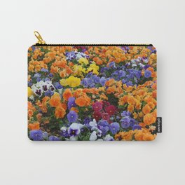 Pancy Flower 2 Carry-All Pouch
