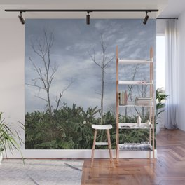 sunny day tropical Wall Mural