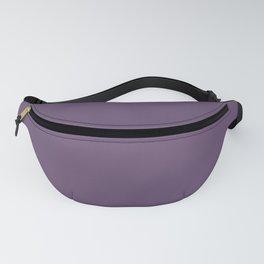 Dark Lavender Dream 1 - Color Therapy Fanny Pack