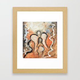 Expecting Framed Art Print