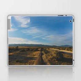 Los Angeles Aqueduct - Pacific Crest Trail, California Laptop & iPad Skin