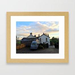 Kendal Cottage Framed Art Print