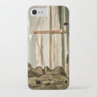bridge iPhone & iPod Cases featuring Bridge by Sébastien BOUVIER