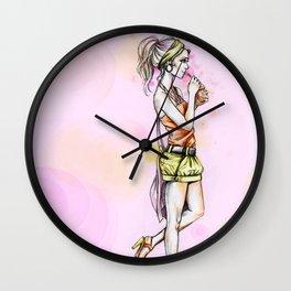 jucy Wall Clock