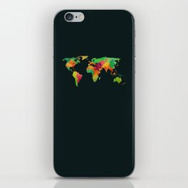 We are colorful iPhone Skin