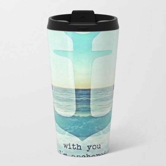 ANCHOR Metal Travel Mug