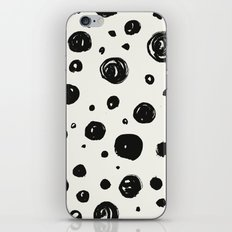 Cute Abstract Pattern 4 iPhone Skin