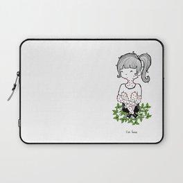 Poison Ivy by Sarah Pinc Laptop Sleeve