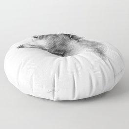 Delicate Floor Pillow