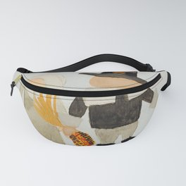 Thanksgiving Pilgrim Toddler Girl and Boy Couple Fanny Pack