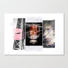 ROUGHCut#08292015 Canvas Print