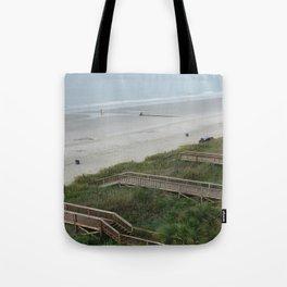 Wooden Walkways Tote Bag