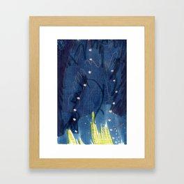 The Celestials I Framed Art Print