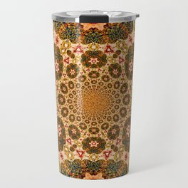 Michael Robinson Mandala Travel Mug